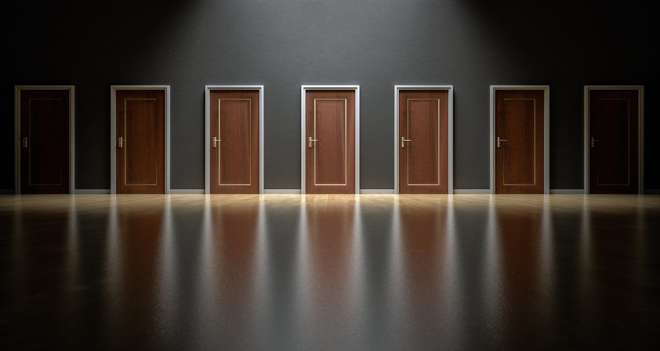 how to lead through change