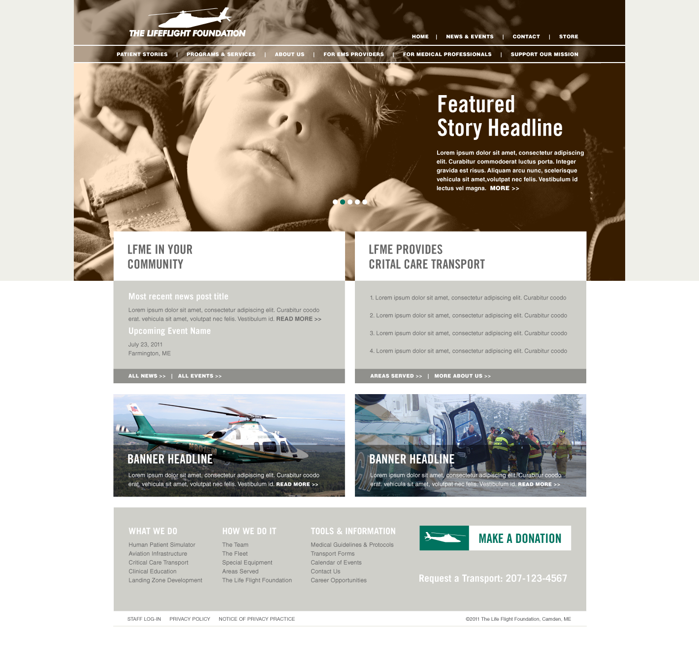 Home page 02