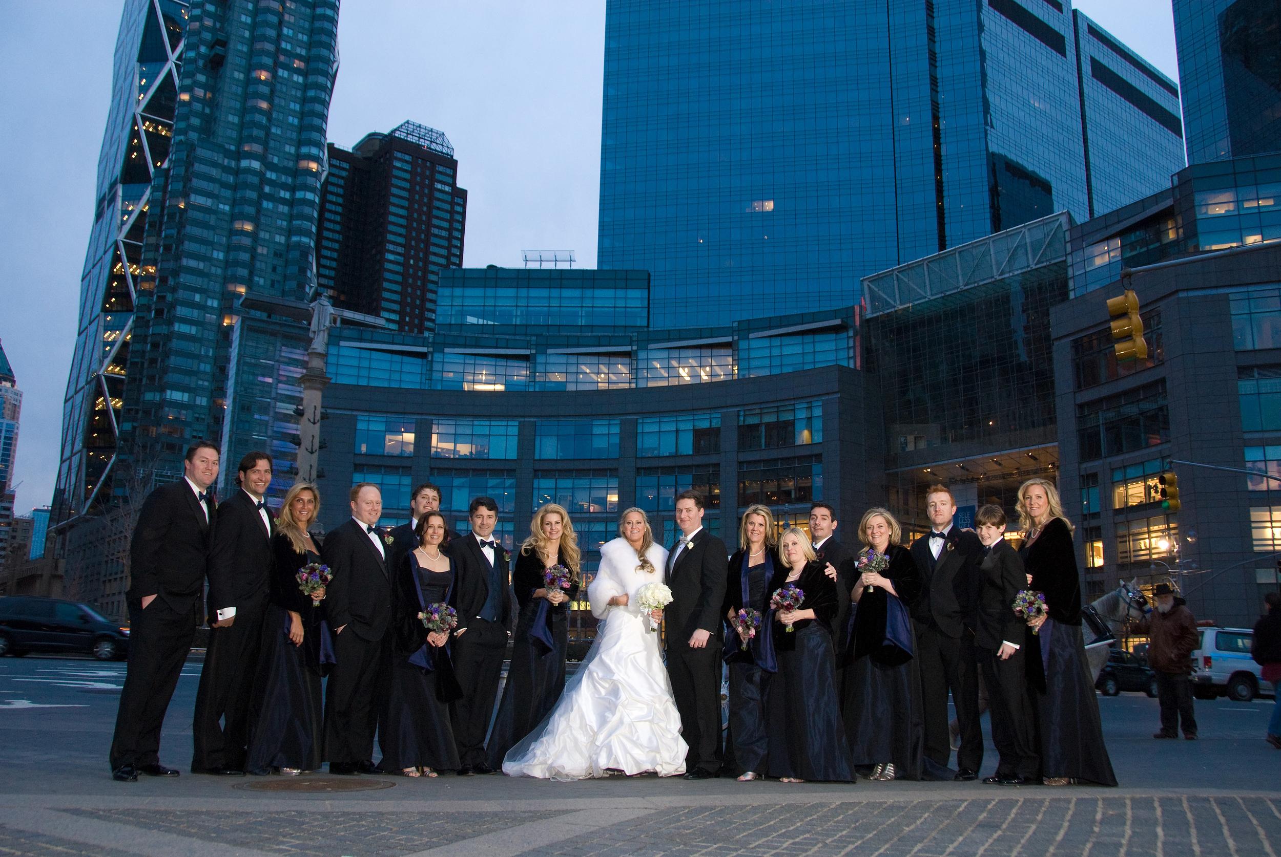 Time Warner Center Columbus Circle NYC