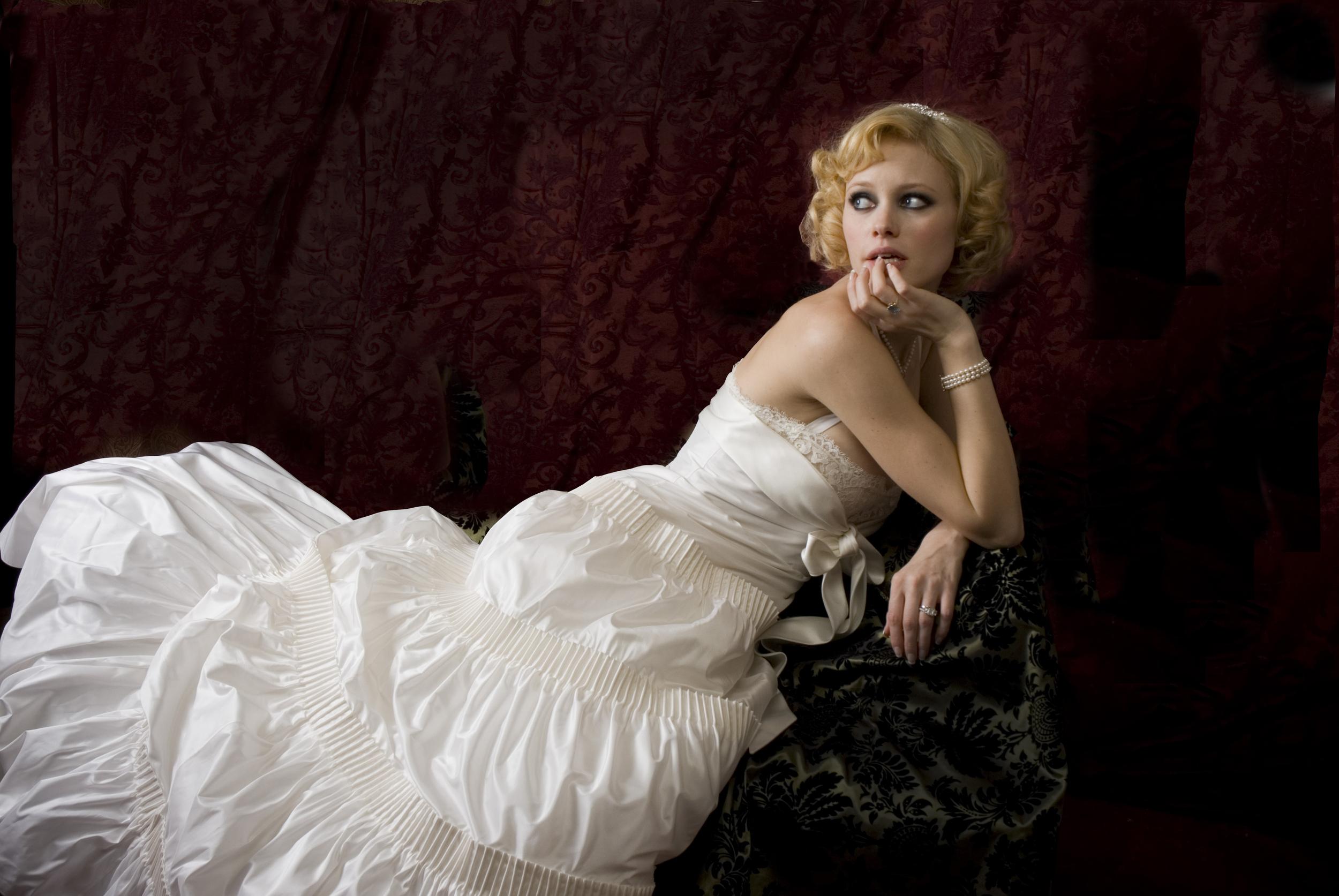 Bride couture