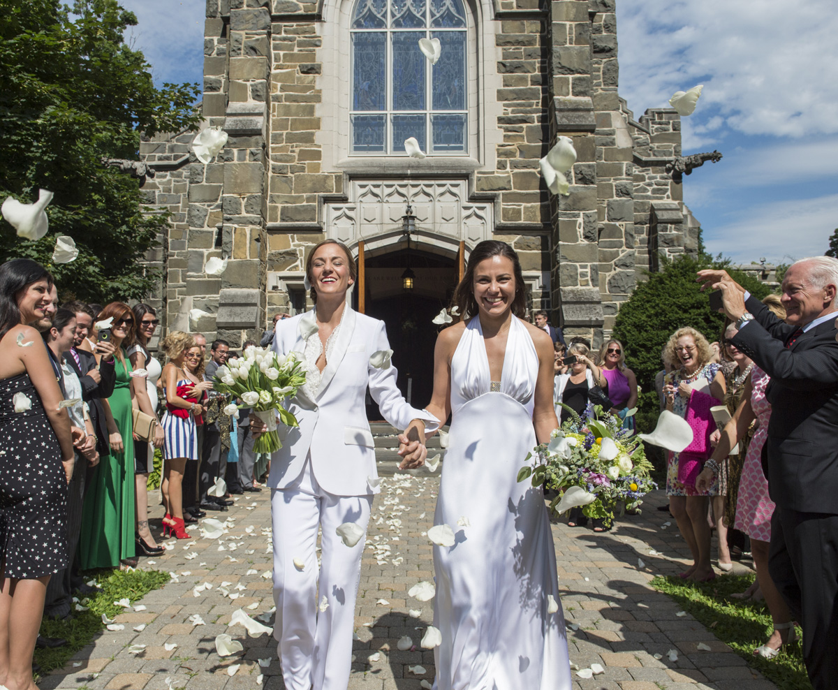 Rhinebeck Gay Wedding