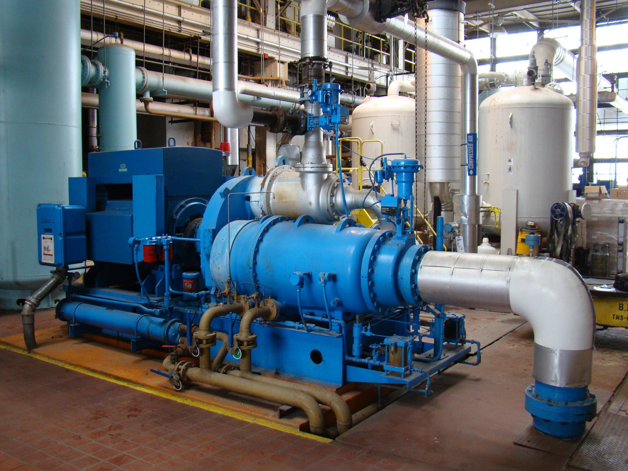 Ingersol Rand Centrifugal Air compressor (5).JPG