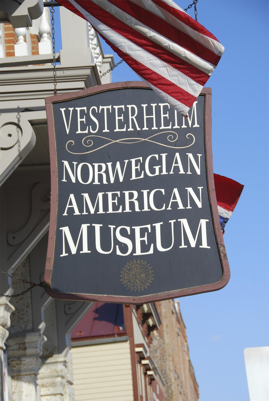 The Vesterheim Norwegian-American Museum in Decorah, Iowa is the largest museum in America dedicated to one immigrant people group.