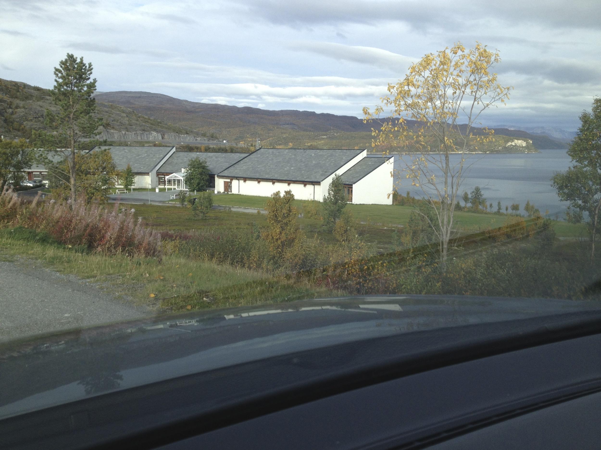 Alta Museum in Alta, Norway