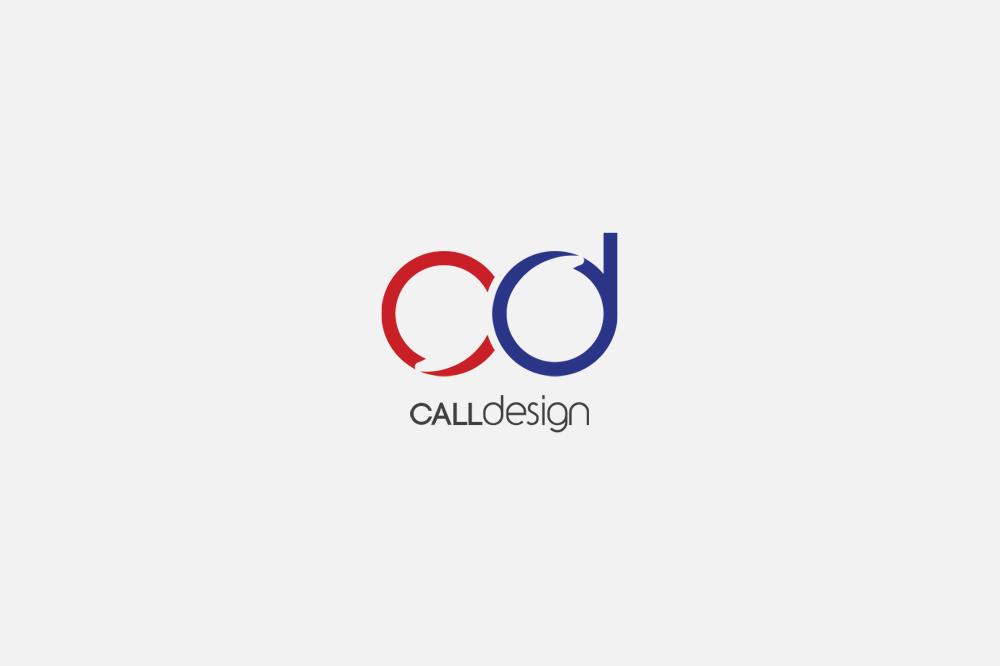 Call Design Logo