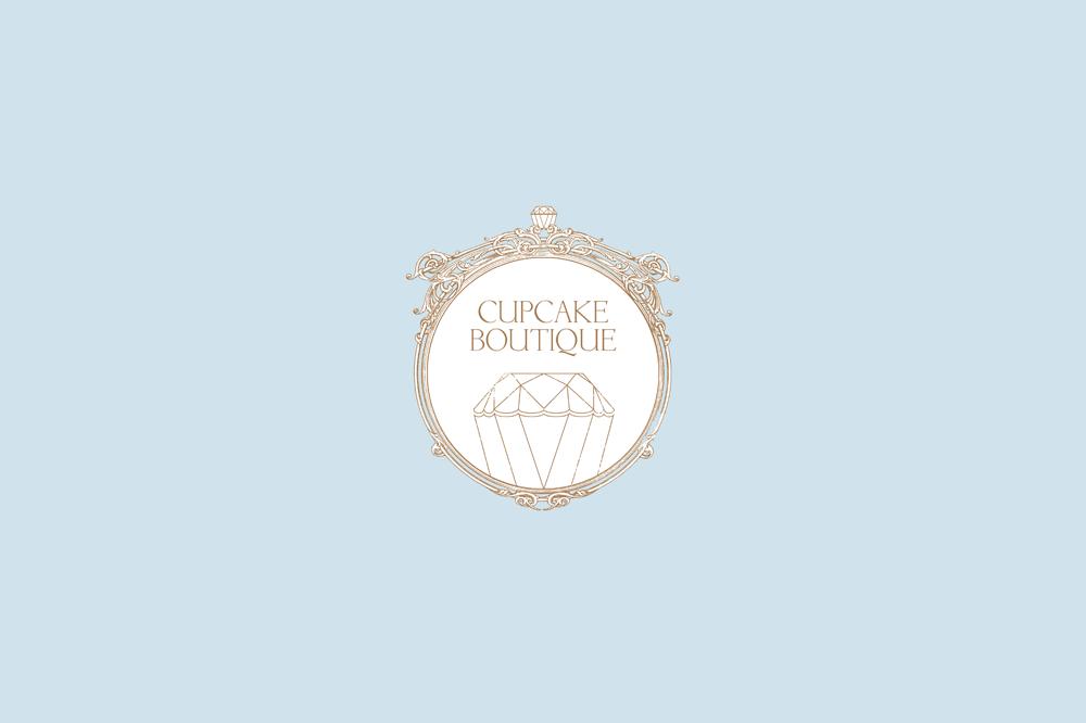 Cupcake Boutique Logo