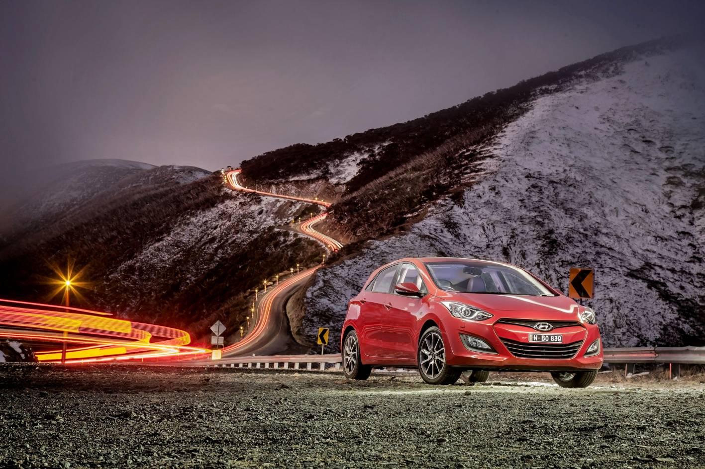 Hyundai i30 - no recalls in the history of the badge