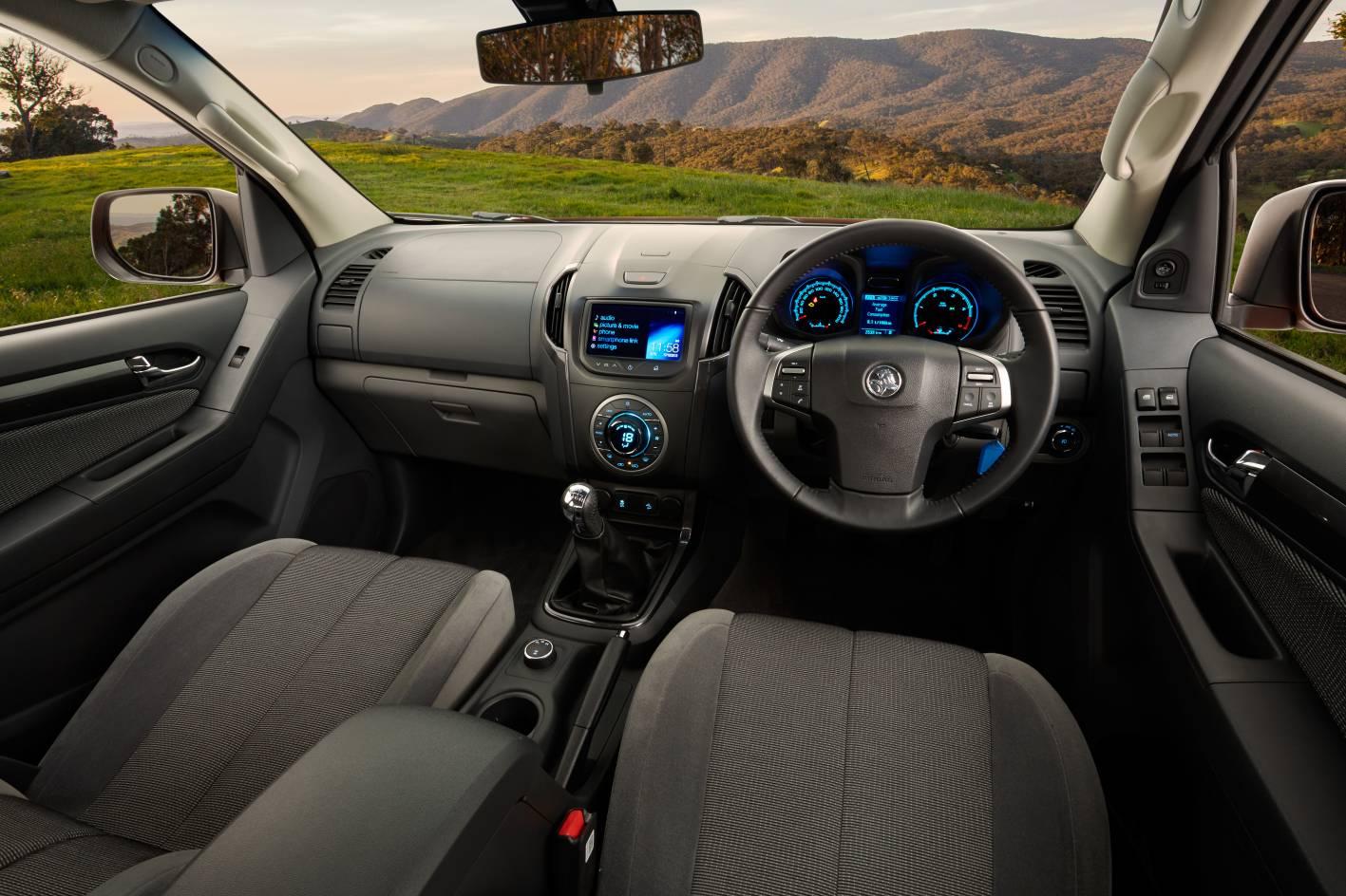 2014 Holden Colorado 9.jpg