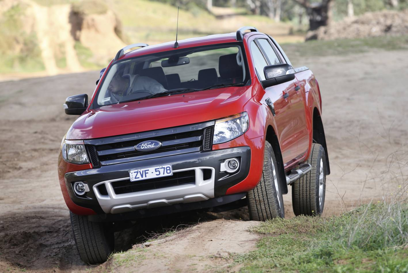 Ranger shares fundamentals with Mazda BT-50 - but rocks with superior styling