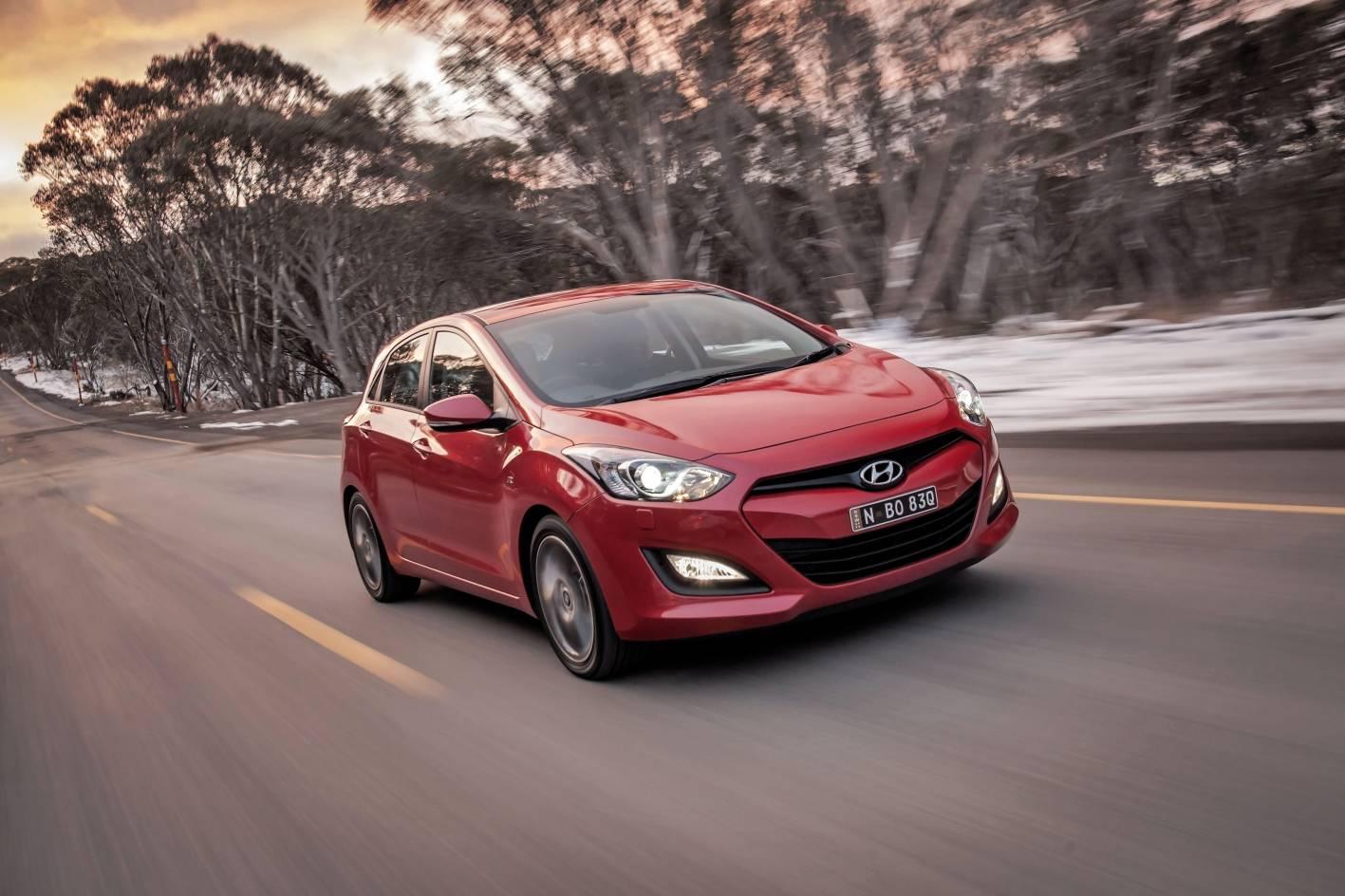 2014 Hyundai i30 SR has great driving dynamics