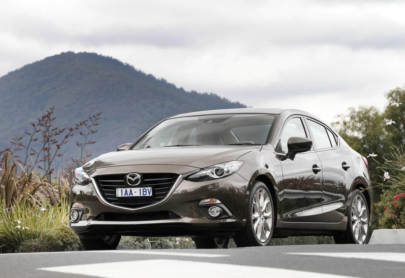 2014 Mazda3 Astina Sedan