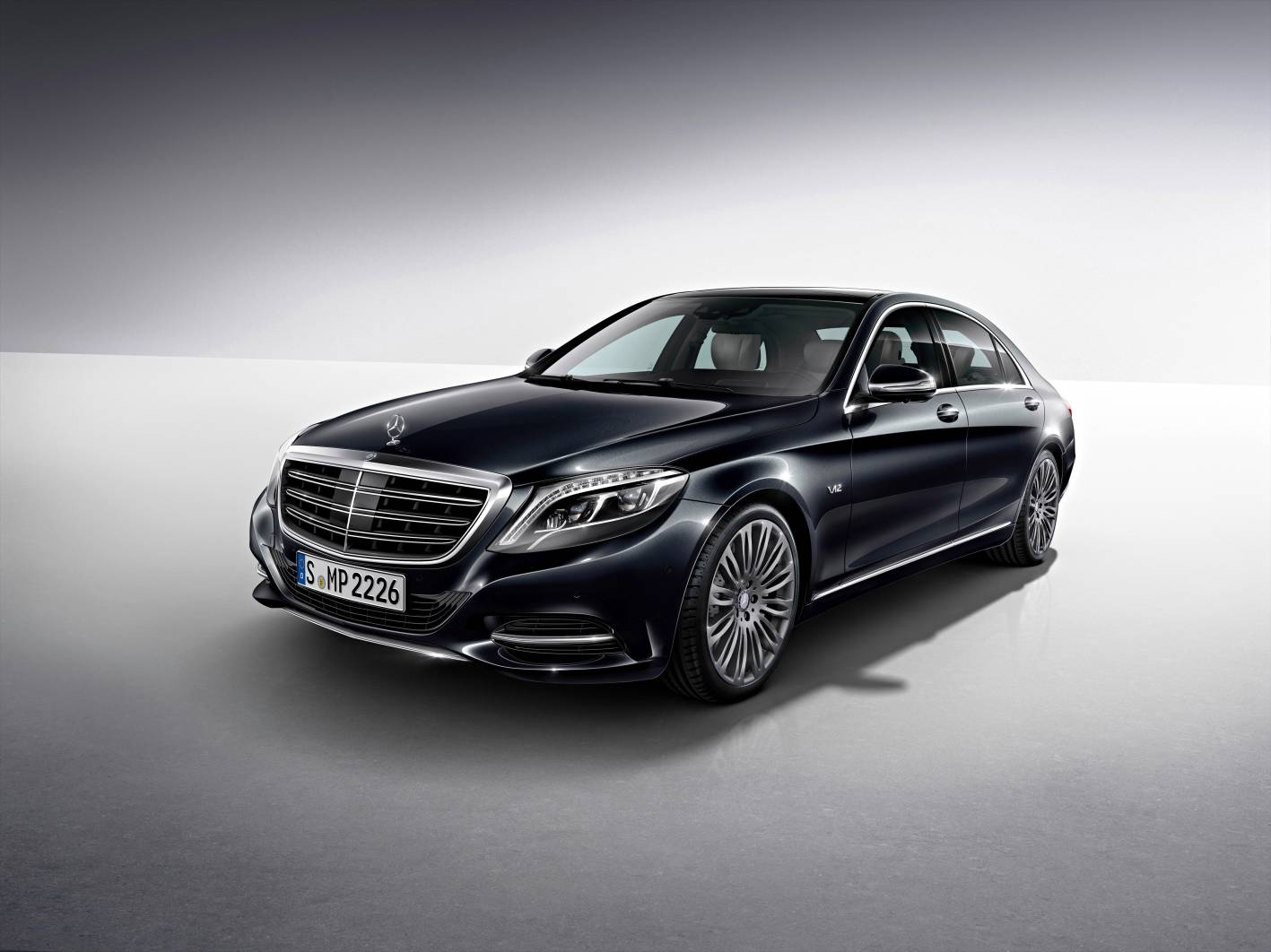 Even flagship Mercedes-Benz S-Class sales are circling the drain this century, despite massive price drop in real terms