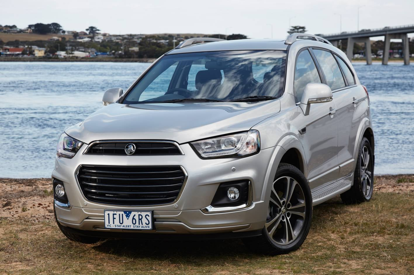 Holden Captiva - the quintessentially evil shape of Holdens to come. The price is right, but everything else is wrong - including the construction and fundamental R&D