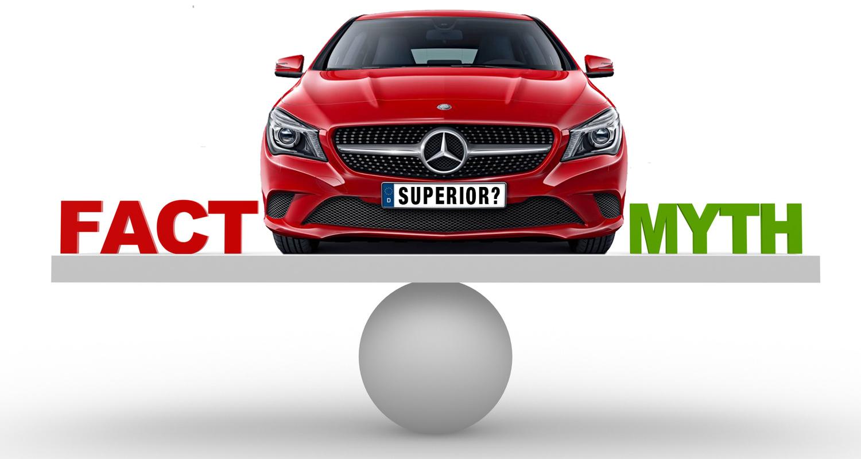 Top 10 Mercedes-Benz Myths — Auto Expert by John Cadogan - save