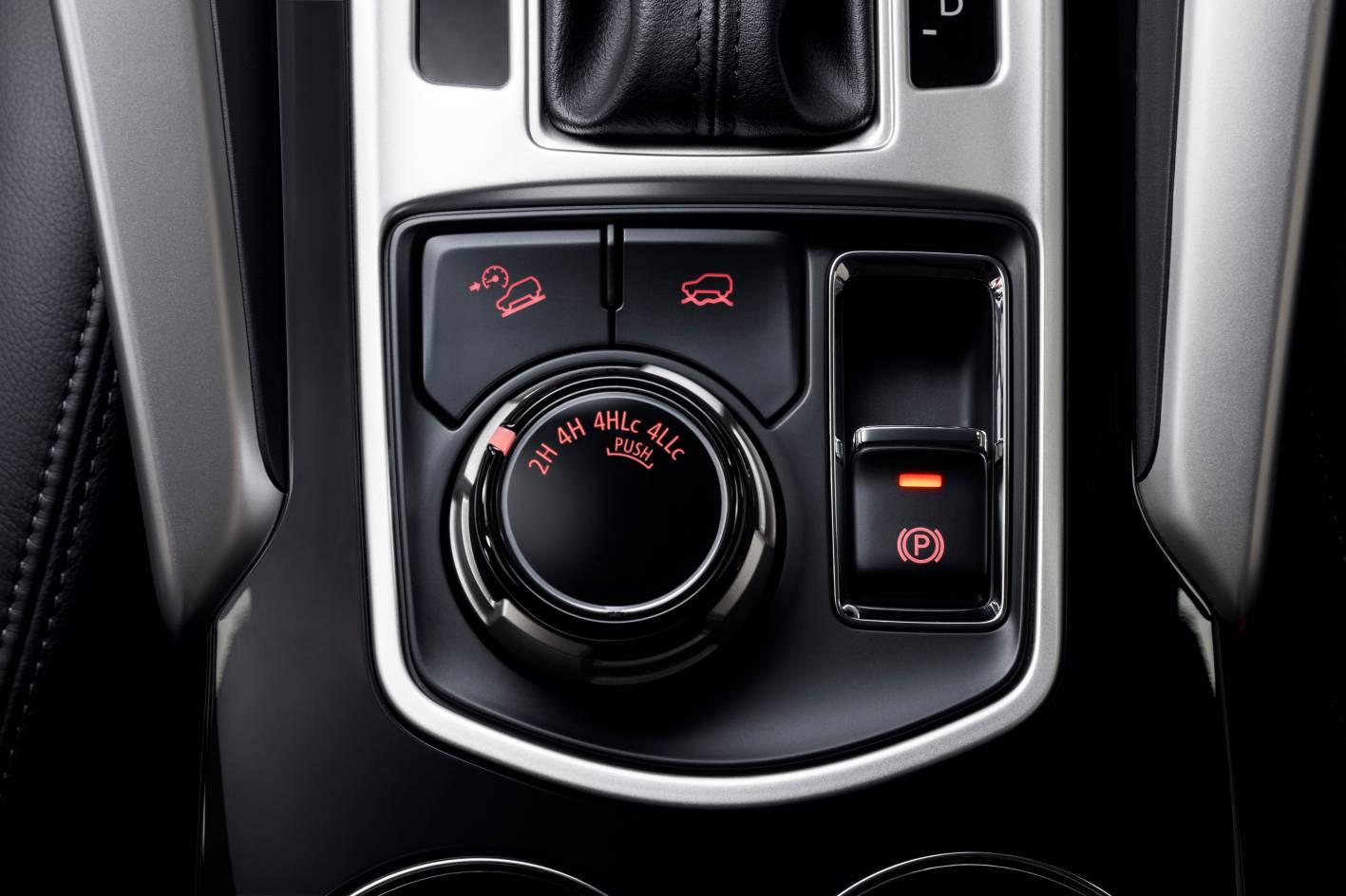 2016 Mitsubishi Pajero Sport Review & Road Test