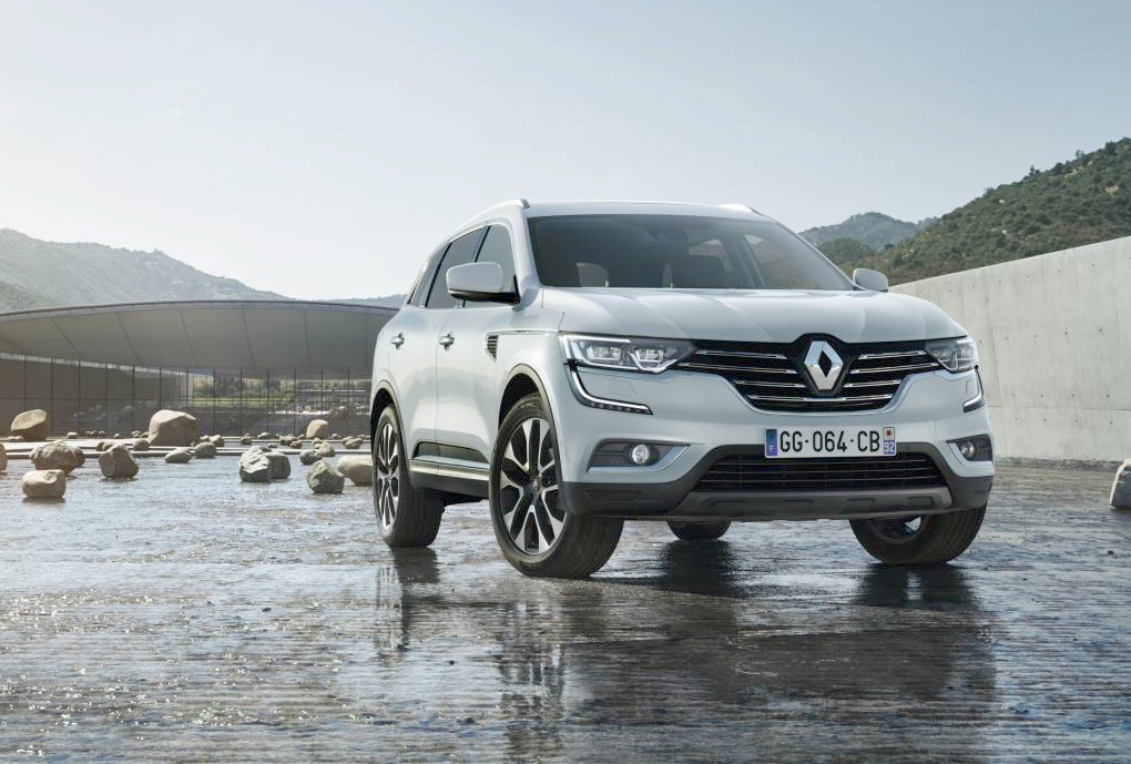 Renault Koleos shares fundamentals with Nissan X-TRAIL but offers a more polished look and greater warranty support. (And Renault is on a roll.)
