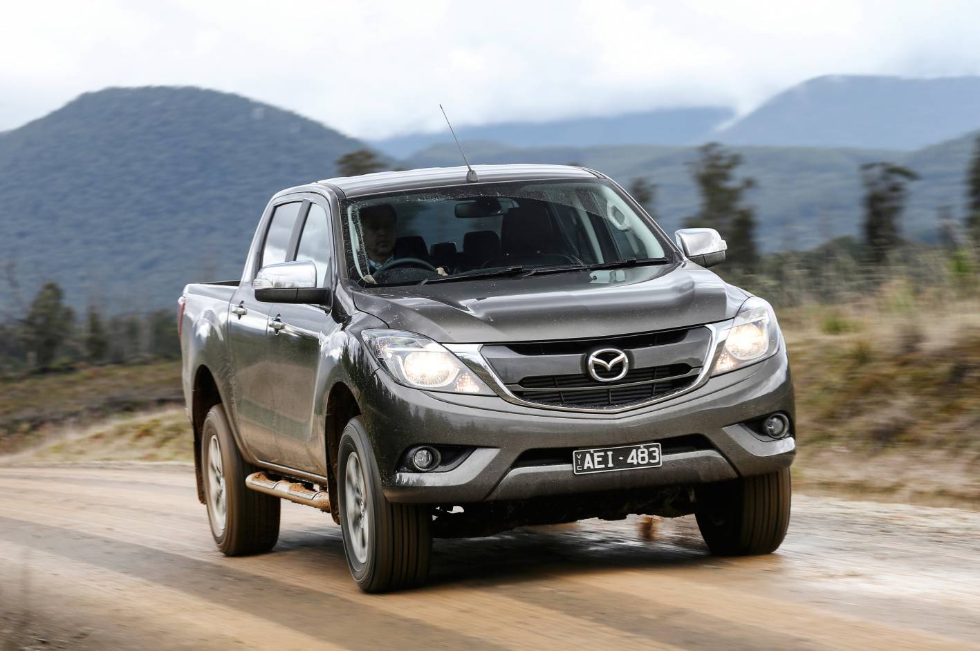 Mazda BT-50 is a cost-effective heavy tow platform with decent customer support