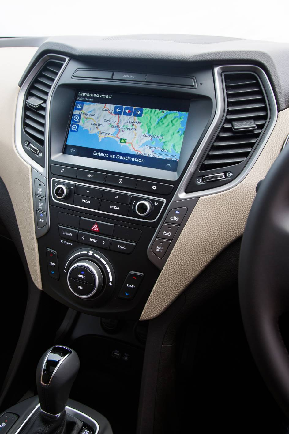 Hyundai Santa Fe delivers premium features - standard - which Euro manufacturers charge thousands extra for (like proximity key, panoramic roof, adaptive cruise and heated/ventilated seats