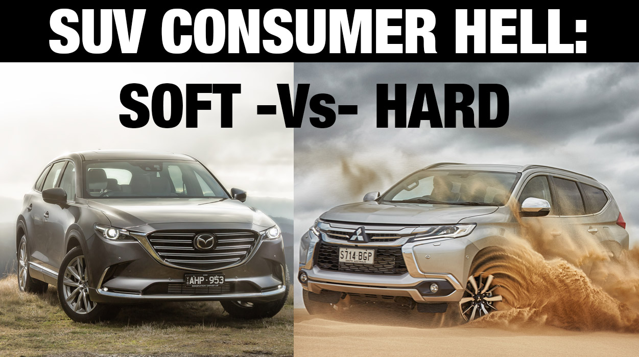 If both these vehicles are on your shopping list, you're doing something wrong.