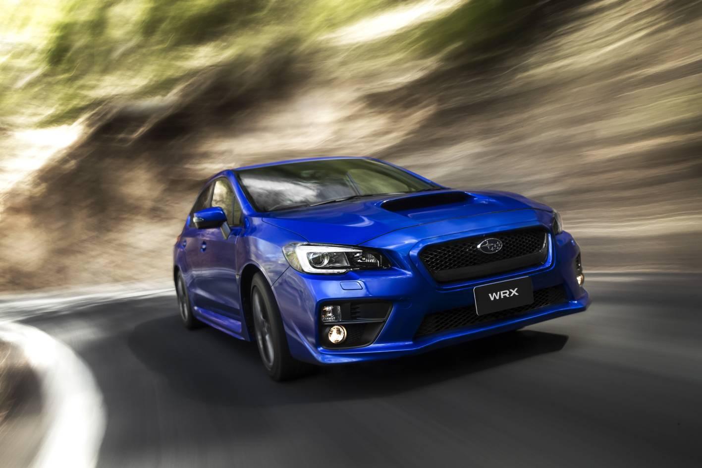 Subaru WRX & STI Review >>