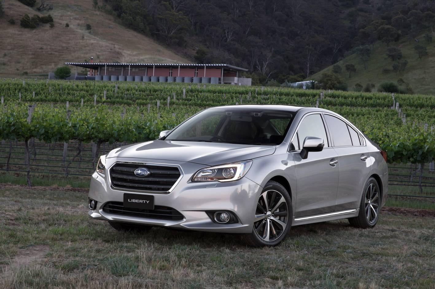 Subaru Liberty Review >>
