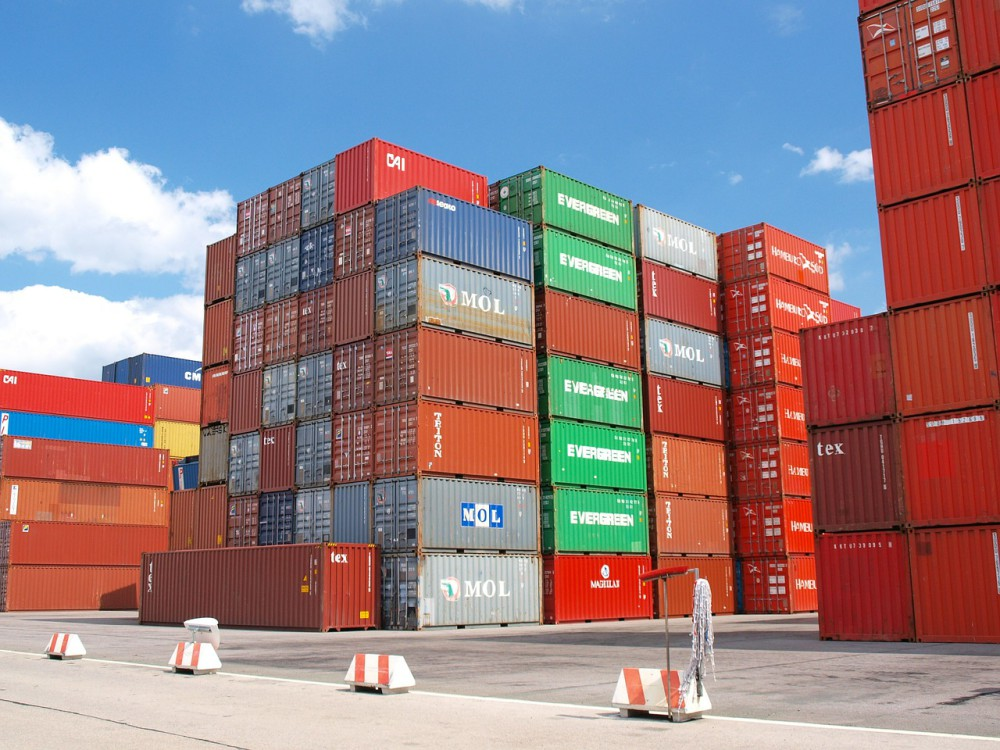 FREIGHT - Australia's shipping container traffic is set to increase 150 per cent over the next 20 years