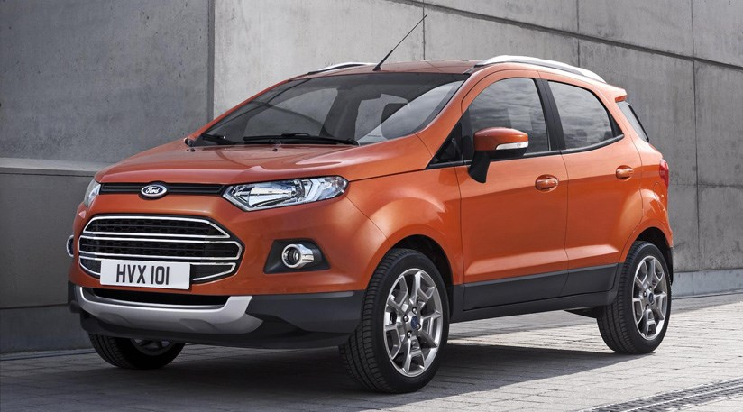 Ford Ecosport Don't Buy: Consider instead   Mazda CX-3  ,   Hyundai Tucson  ,   Kia Sportage   - all objectively better across the board