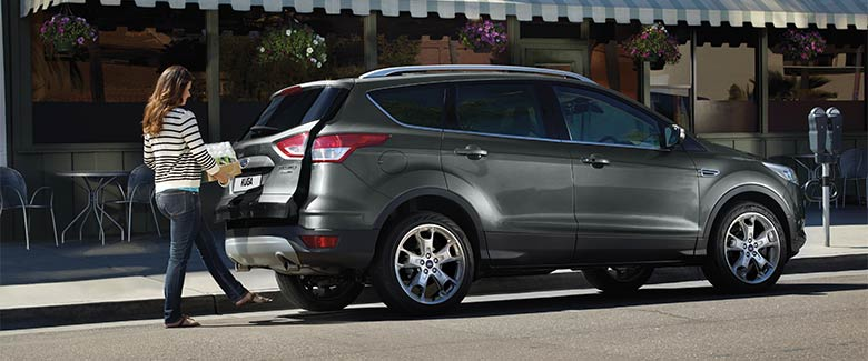 The pain from Spain: Rare image showing a Ford Kuga not on fire ... yet