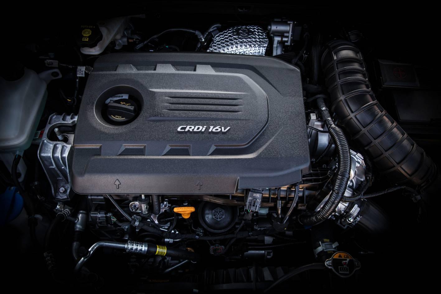 i30 diesel engine option