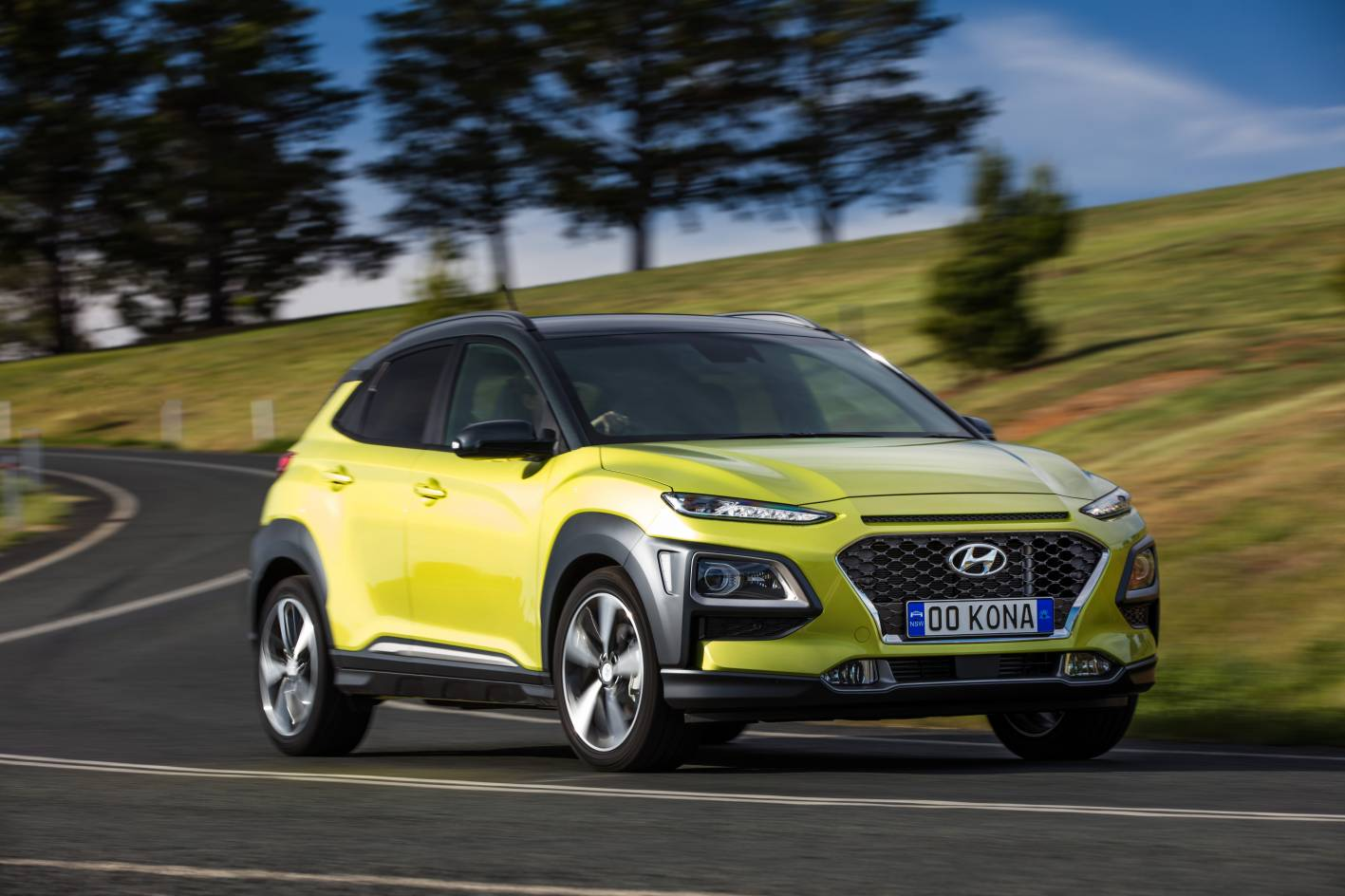 Hyundai Kona Highlander features powerful 1.6 turbo petrol engine mated to a dual-clutch - but is it suitable for towing?