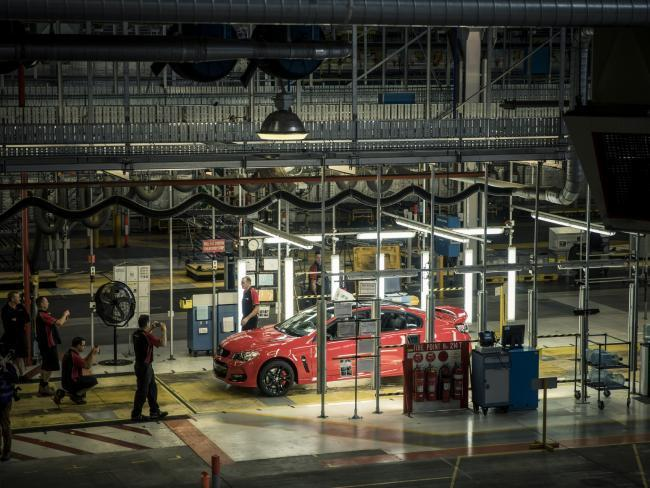 Killing the factory meant a four-year slide to obscurity ... and it doesn't get better for Holden after today