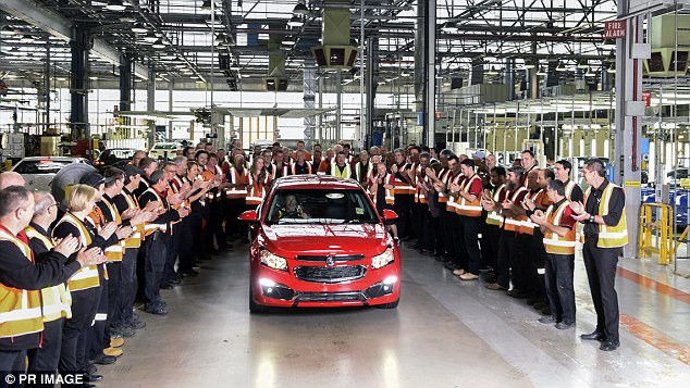 The Productivity Commission agreed that publicly subsidising the car industry was poor value for our money