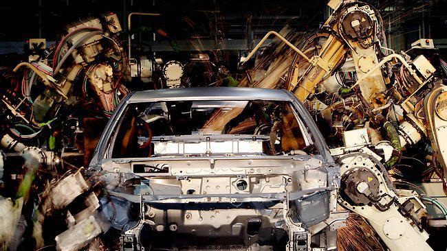 Toyota's manufacturing in Australia was a terminal casualty of Ford and Holden