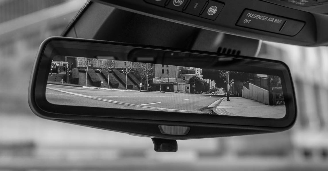 Rear vision is a common complaint I get from buyers after the test drive - if that's you, you are probably not thinking about it logically