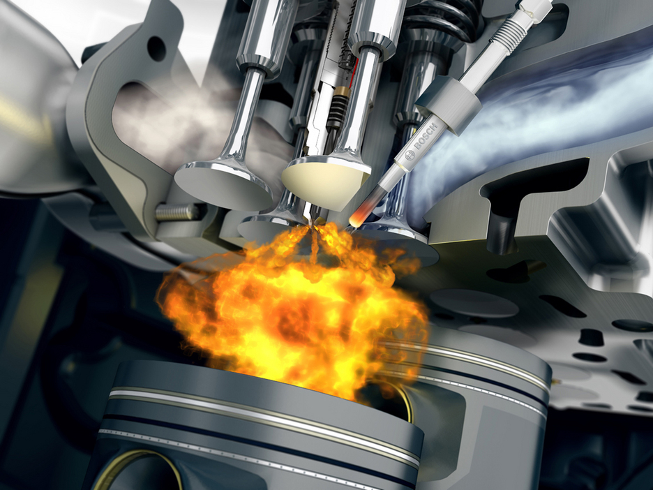 Matching the octane rating with the compression ratio is essential to preventing engine knock