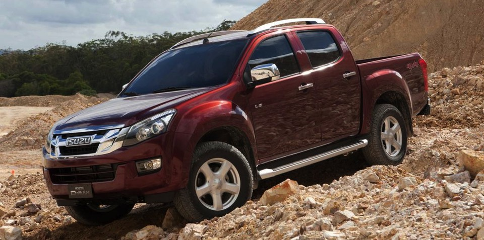 Lots of previous model D-MAX owners allege this vehicle's power spec was determined at the wheels. The reality is: It was simply not competitive (all the competition had moved on)