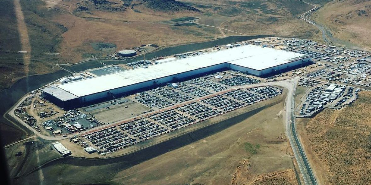 Gigafactory is impressive - but only in the sense of economies of scale.