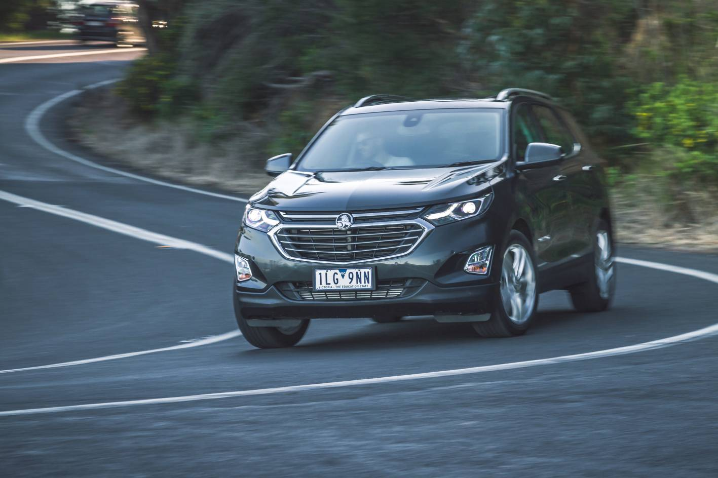 Equinox is a decent SUV spoilt by the badge