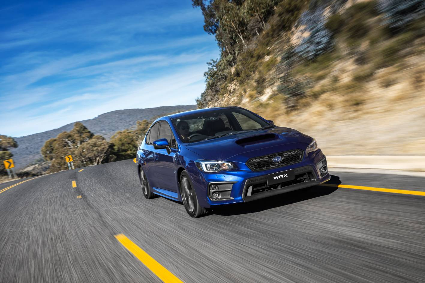 Driving a WRX like you mean it is not a punish - you could live with it every day - and it is deceptively quick