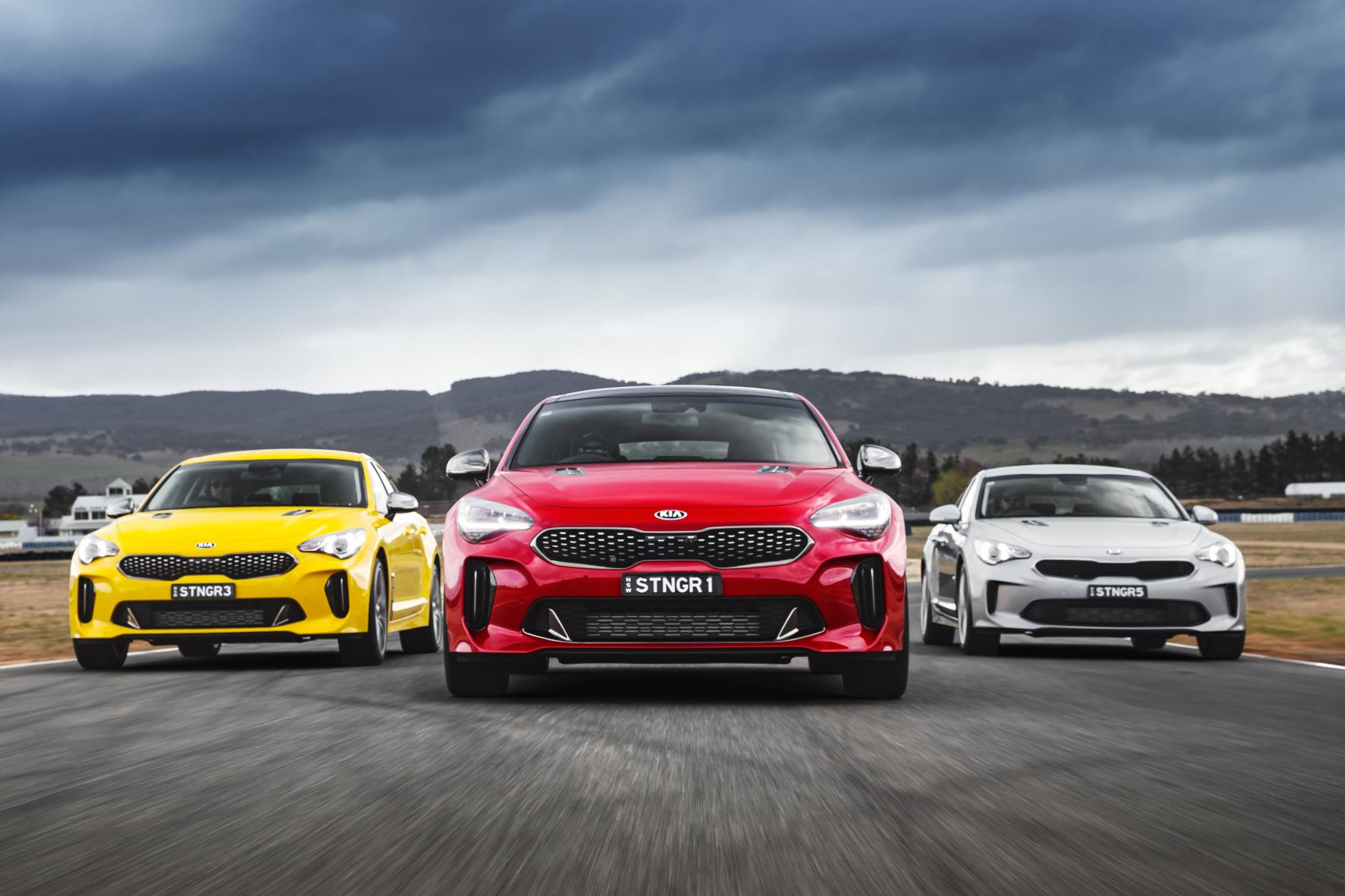 Kia Stinger is the new face of RWD muscle, and a great grand tourer