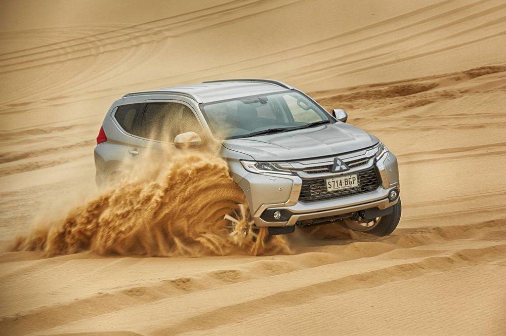 Mitsubishi Pajero Sport - hardcore capability means lack of on-road refinement