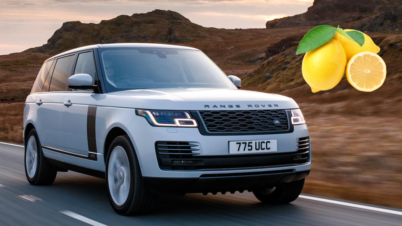 Land Rovers are excellent to drive - when they are not broken. Own one and you'll be on first name terms with the service department - such money pits