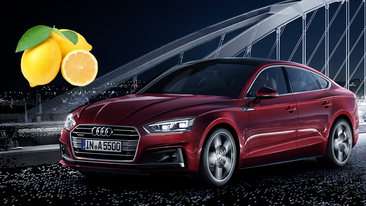 Audi is a confidence trick - all style and little substance, especially in the cheaper seats