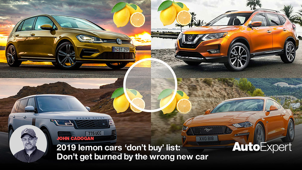 Lemon List The Top 20 Worst Cars To Buy In 2019 Auto Expert By