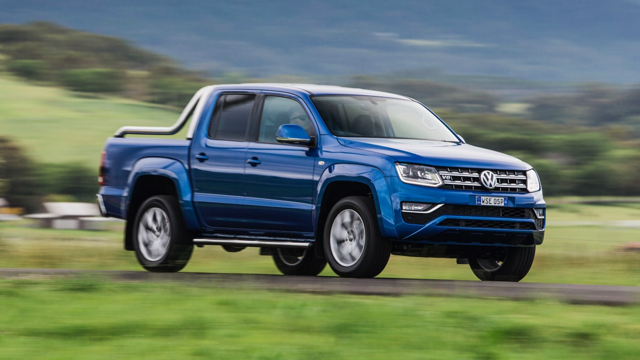 Do you really need a V6 diesel ute for heavy towing? — Auto