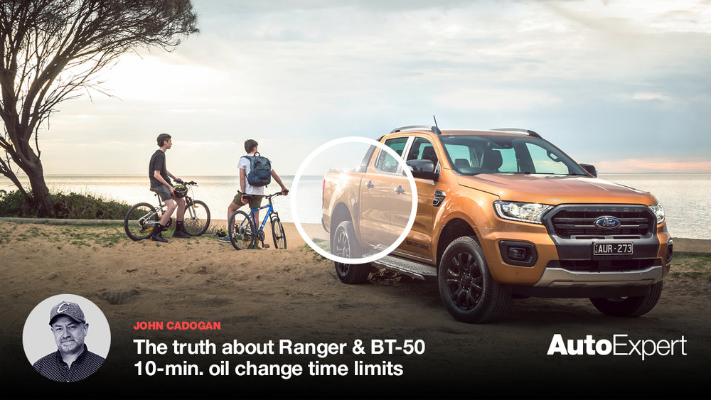 Should I Buy a Ford Ranger Ute Despite the Oil Change Issue? — Auto