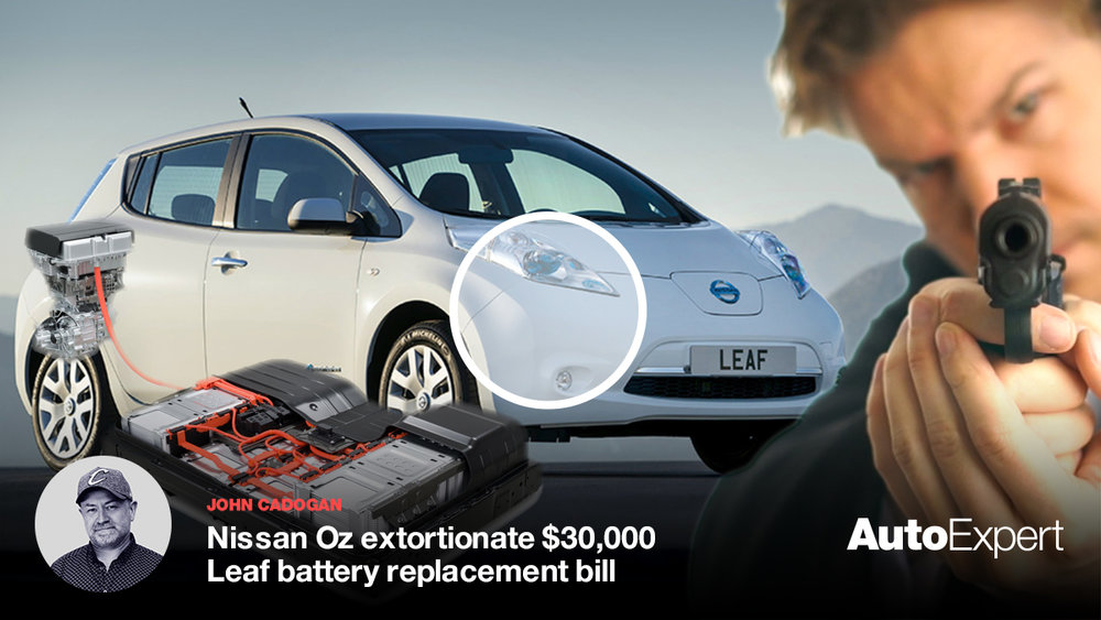 Nissan Leaf Battery >> Nissan Leaf 33 000 Battery Bill Auto Expert By John