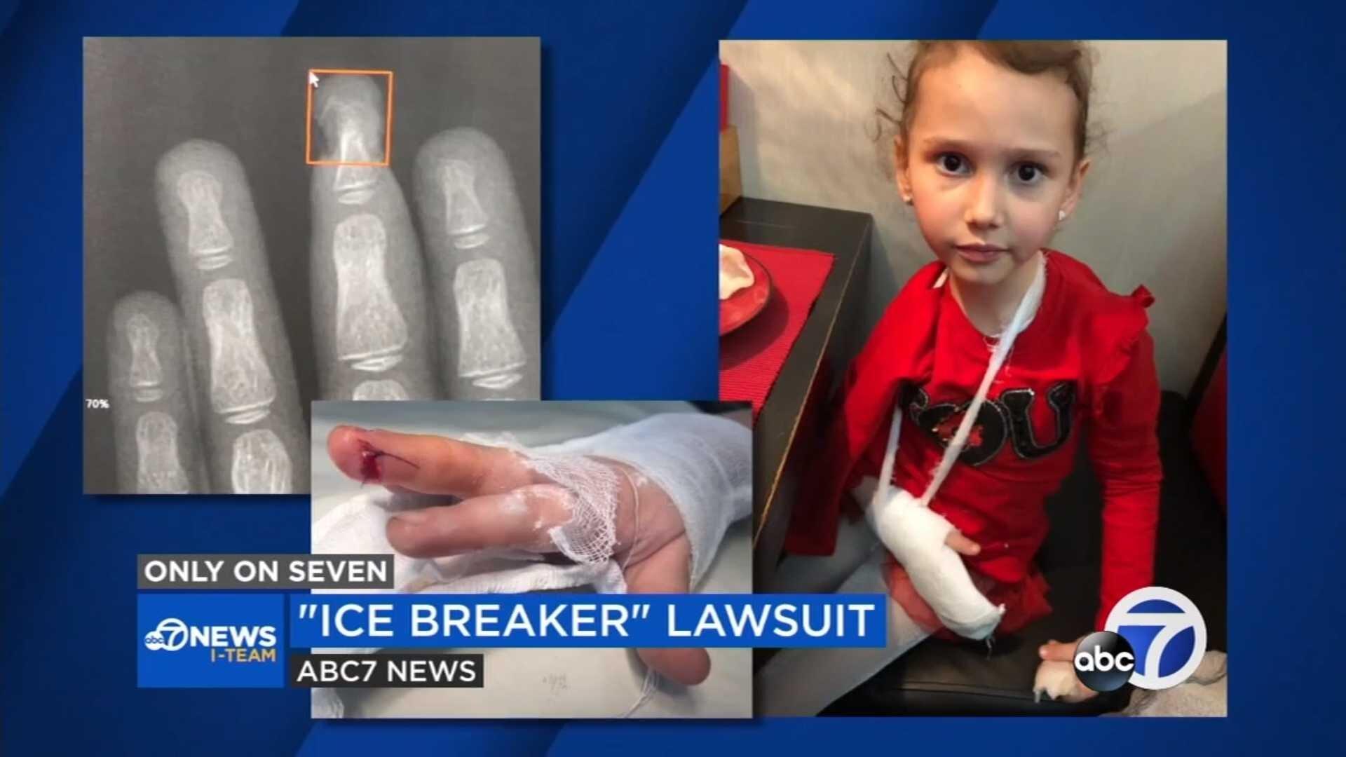 Milana Izzetov and the Tesla Icebreaker-induced crush injury