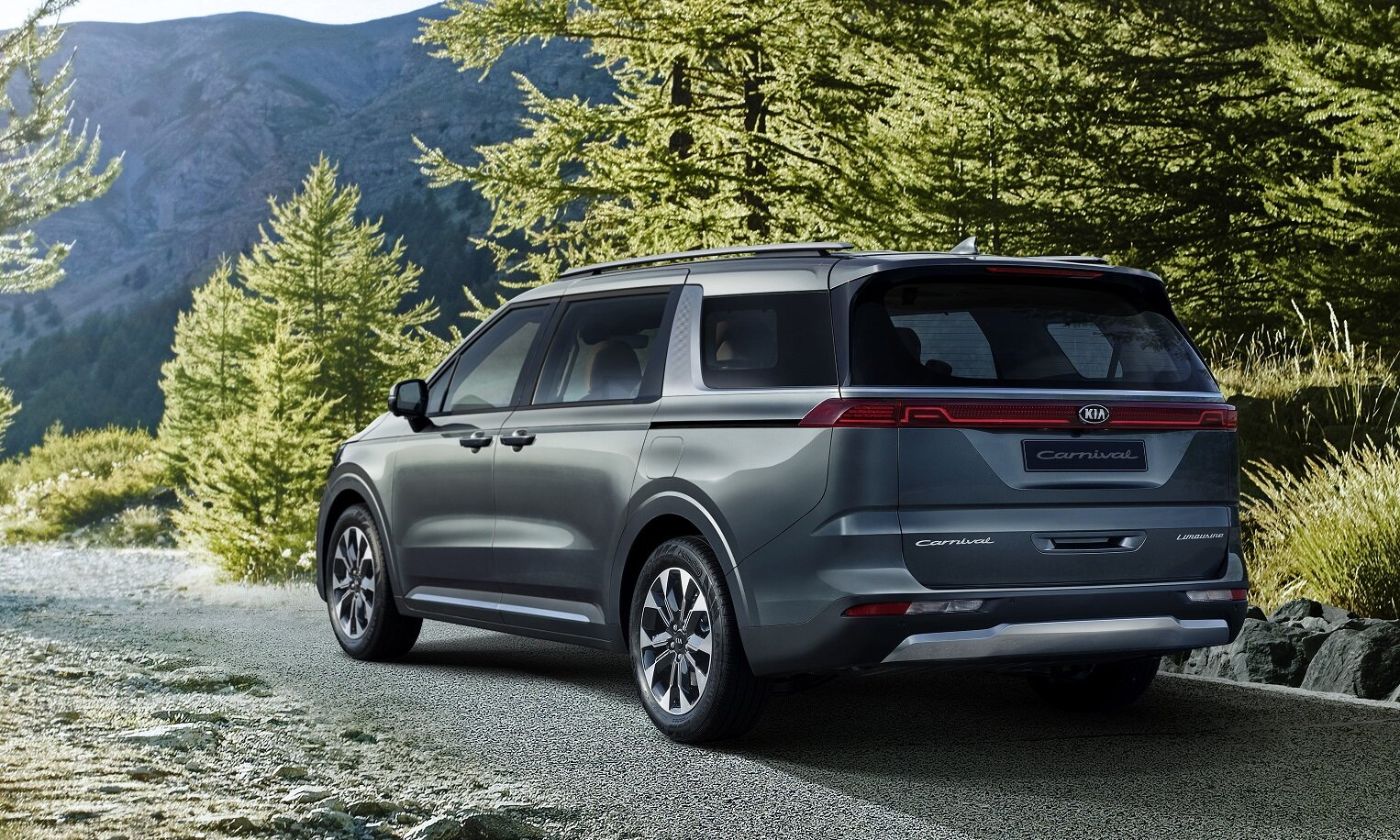 2021 Kia Carnival Australian details and specifications ...