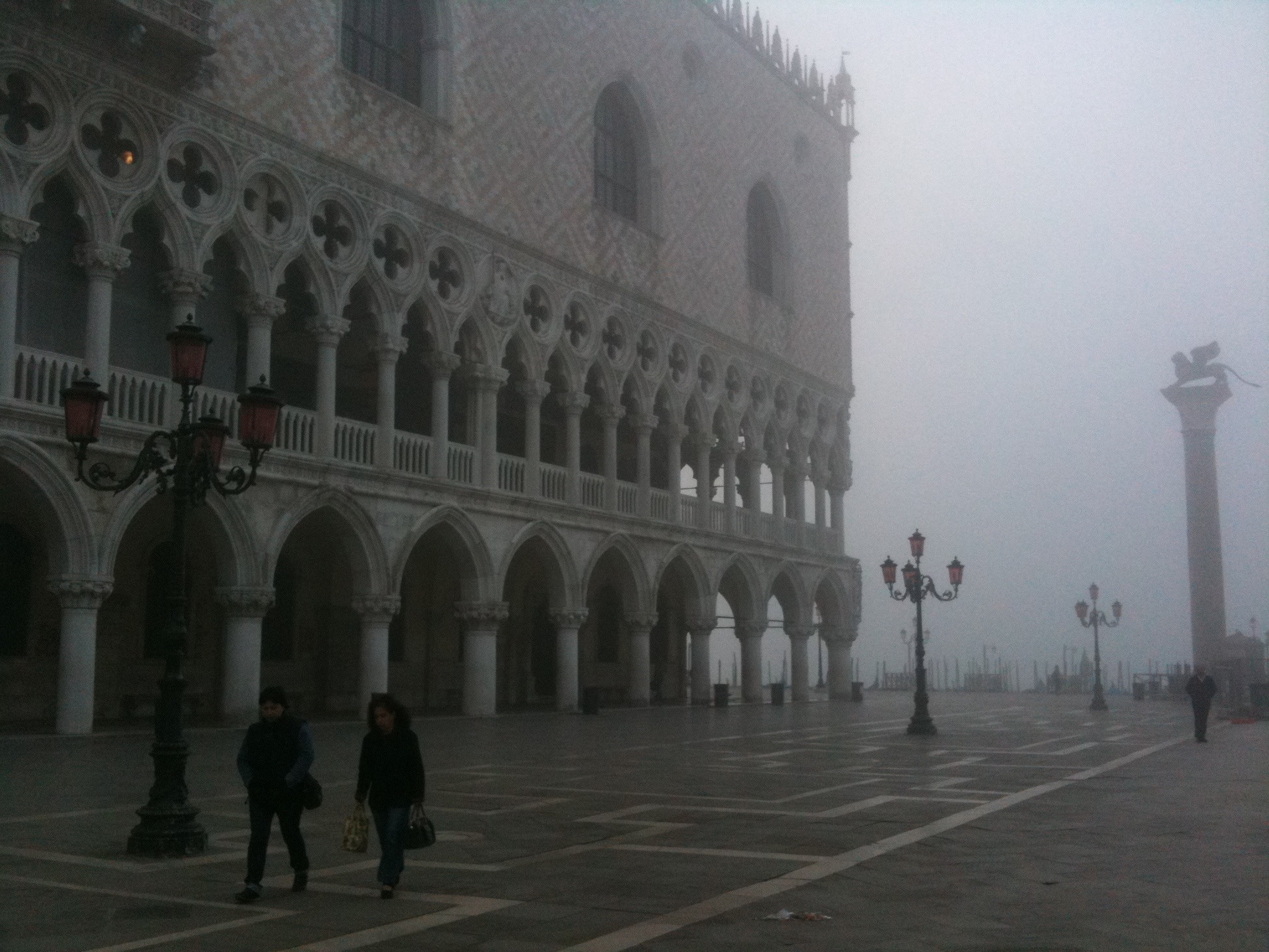 Venice at Daybreak - Mobile Photos - Day 6